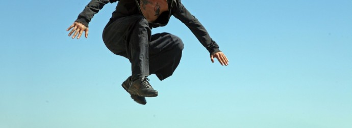 Best Parkour – David Belle – Still Alive