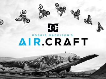 Dc Shoes Robbie Mison's Air-Craft
