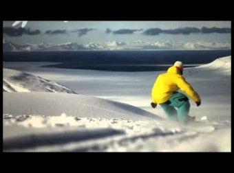 FreeStyle Don't Panic Snowboard Clips