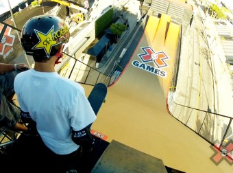 GoPro Mitchie Brusco's Road to X Games XVIII