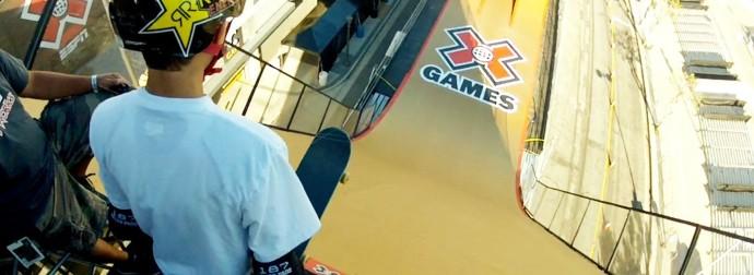 GoPro Mitchie Brusco's Road to X Games XVIII