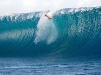 Raw Footage Teahupoo HD