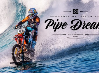 "Robbie Maddison's Dc Shoes ""Pipe Dream"""
