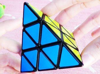 Cómo resolver el Pyraminx | Tutorial | TheMaoiSha #TopVideo