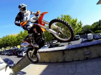 Urban Motocross – Enduro! #TopVideo