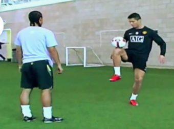 Cristiano Ronaldo AMAZING Freestyle Football Skills | #5 Silks #TopVideo