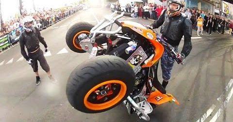 Quad Stunt Riding – ATV Freestyle Stunts #TopVideo