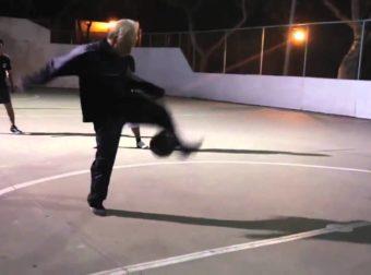 """Anciano Jugador de Fútbol """"Freestyle"""" Humilla Oponentes Callejeros #TopVideo"""