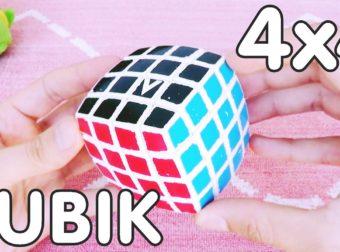 Cómo RESOLVER el Cubo de RUBIK 4×4 | Tutorial TheMaoiSha #TopVideo