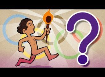 ¿Quien inventó los juegos olímpicos? – CuriosaMente 35 #TopVideo