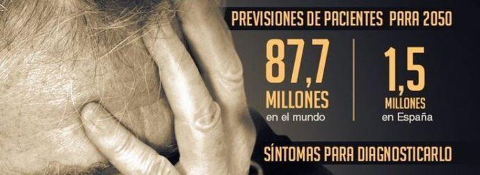 tantos millones y mucha gente no sabe lo que es todavia – #Infografia #Alzheimer #Demencias