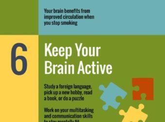 10 Ways to Help Prevent Alzheimer's Disease -shared by BrittSE on Mar 29, 201 – #Infografia #Alzheimer #Demencias