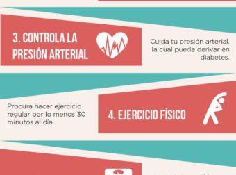 Cómo prevenir un infarto #infografia – #Infografia #Alzheimer #Demencias