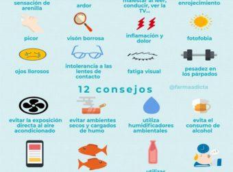 Síndrome del ojo seco #infografia #infographic #salud – #Infografia #Alzheimer #Demencias