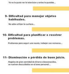 Infografías – #Infografia #Alzheimer #Demencias