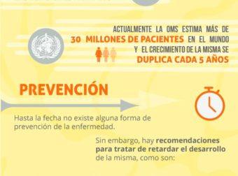 Cura De La Diabetes 2016 – #Infografia #Alzheimer #Demencias