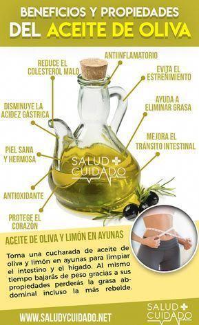 Aceite de oliva extra virgen BENEFICIOS y PROPIEDADES para la #salud #Infografí...