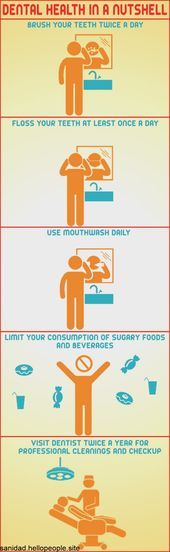 Infografía de salud dental -1