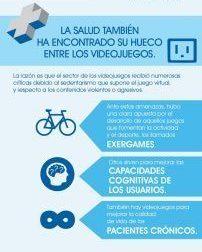 Los videojuegos y la salud #infografia #infographic #health – TICs y Formación – #Infografia #Alzheimer #Demencias