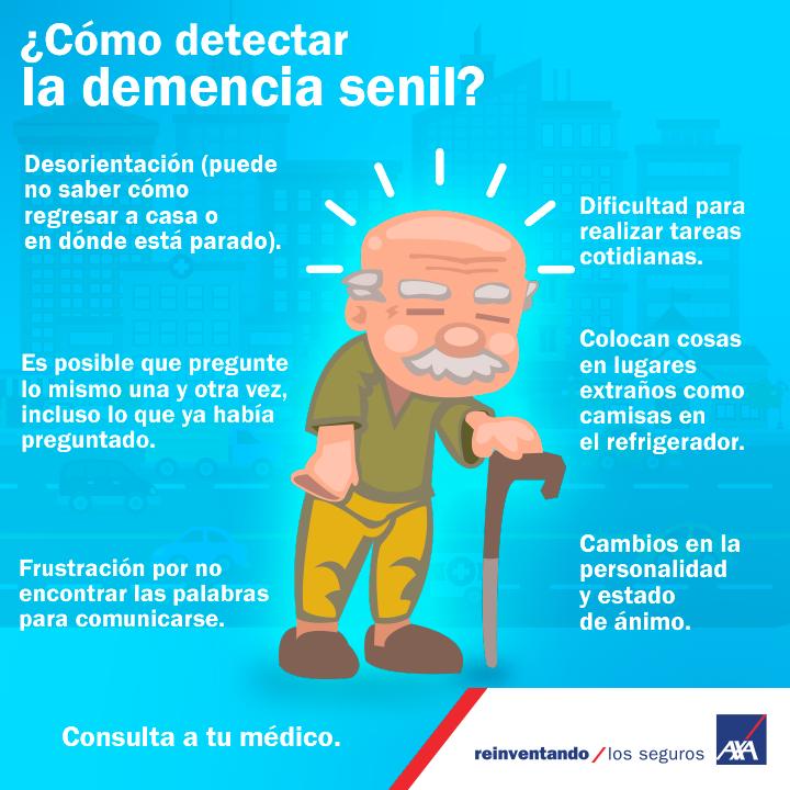 demencia senil                                                                  ...