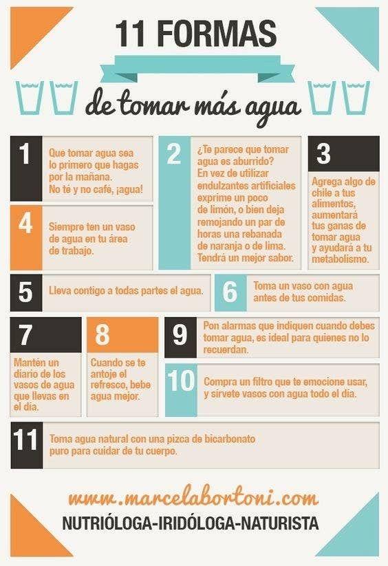 22 Infografías que te ayudarán a ser una mejor persona adulta