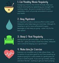 Self care – #Infografia #Alzheimer #Demencias