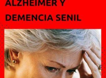 ¿Cual es la Diferencia Entre Alzheimer y Demencia Senil ? – #Infografia #Alzheimer #Demencias