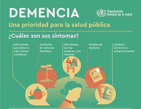 La OMS declara a la demencia como una prioridad para la salud pública (Infografía) | Psyciencia – #Infografia #Alzheimer #Demencias
