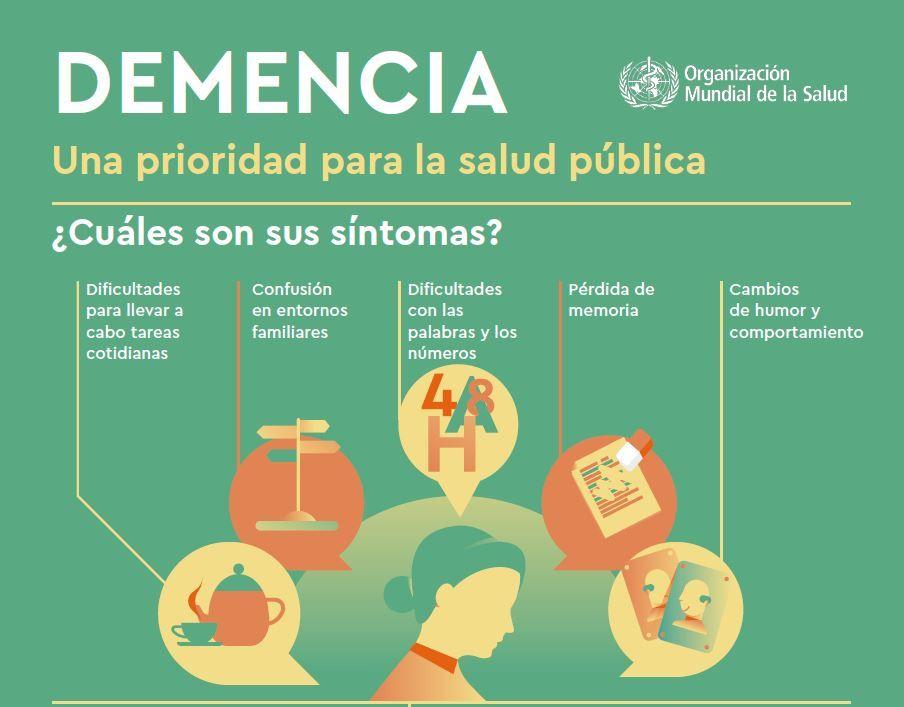 Más de 80 millones de personas sufrirán demencia en 2030, una prioridad de salud pública para la OMS - Noticias de enfermería y salud