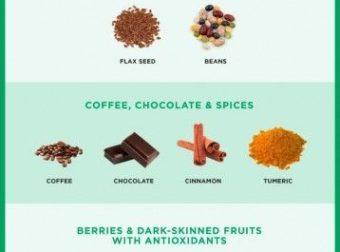 Memory Boosting Superfoods That Fight Alzheimer's – #Infografia #Alzheimer #Demencias